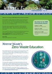 enviroschools newsletter no.4.indd - Waikato Regional Council