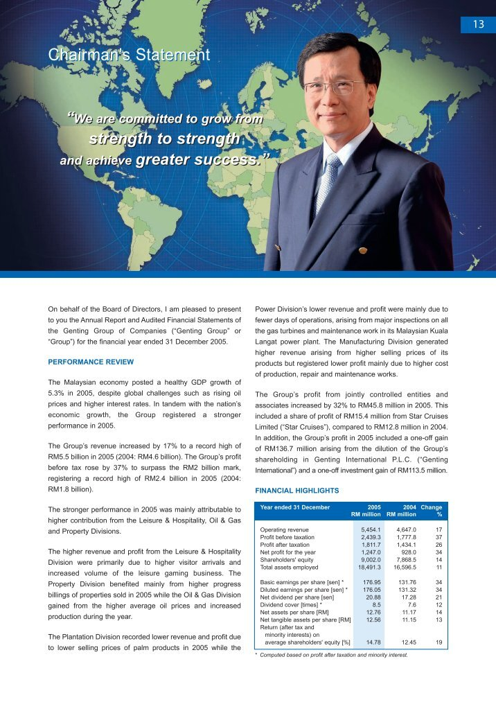 nature of business genting group essay Genting group: external & internal environment analysis the external and internal environment analysis of genting berhad will be analyzed in this paper the company is principally an investment holding and management company with seven major business divisions, such as leisure & hospitality, plantations, property, power, paper, and oil & gas.