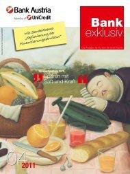 Bank exklusiv 4/2011