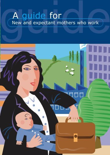 indg373 - A guide for new and expectant mothers who work - UCU