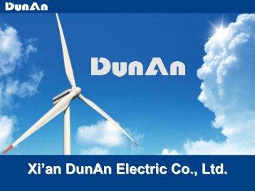 Xi'an DunAn Electric Co., Ltd.