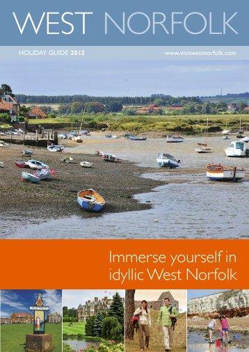 West Norfolk Holiday Guide - Visit West Norfolk