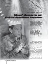 KH. Muhammad Idris Jauhari - Kemenag Jatim