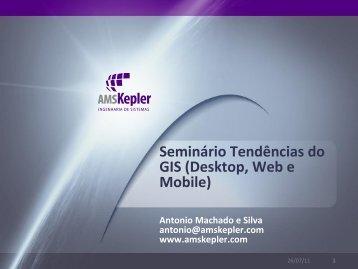 GIS 3D para Infraestrutura e Utilities