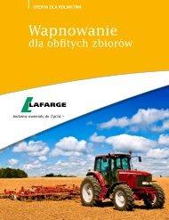 Nawozy - Lafarge
