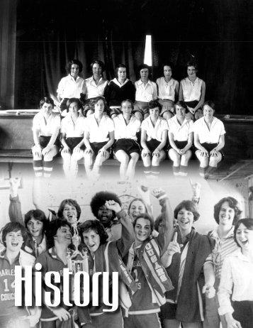 History - College of Charleston Athletics