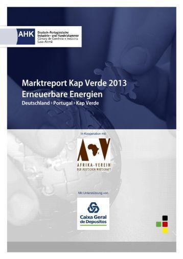 Marktreport Kapverden - AHK Portugal