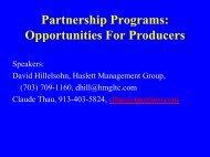ltc 426 sell more: partnership plans - Long Term Care Insurance