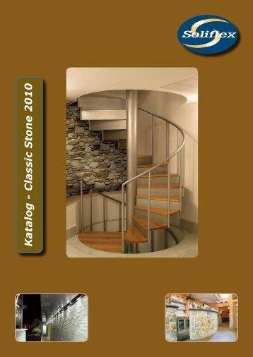 Katalog - Classic Stone 2010 - Solistone.eu
