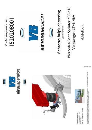 Achteras hulpluchtvering - Topdrivesystem.it