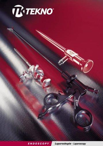 Laparoskopie - Laparoscopy E N D O S C O P Y