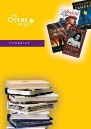15321b Crocus booklist:1 - Holocaust Education Trust Ireland