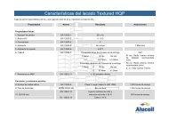 Ficha técnica de acabado - Alucoil