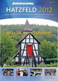 Was ist los in Hatzfeld?