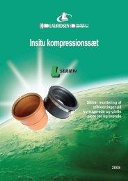 Insitu kompressionssæt