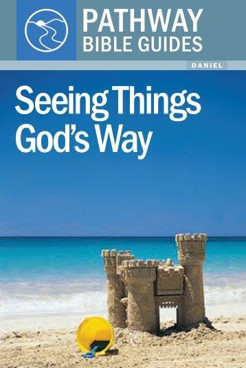 PBG7-Seeing God's way-txt-S1 - Matthias Media