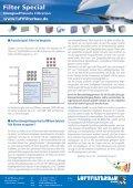 Info energieeffiziene Filtration - HS Luftfilterbau GmbH - Page 5