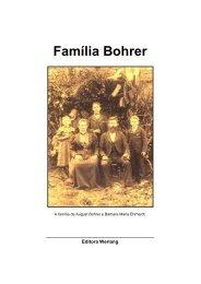 Família Bohrer - Editora Werlang