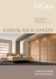 SCHRANK RAUM CONCEPT - InCasa