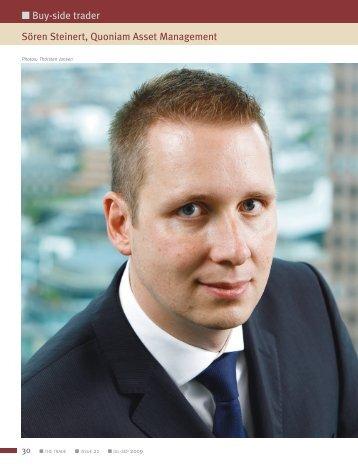 Sören Steinert, Quoniam Asset Management n Buy ... - Quoniam.de