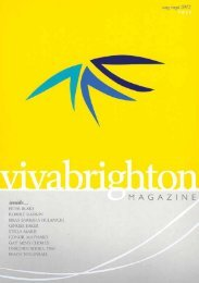 Issue 1 - Viva Brighton