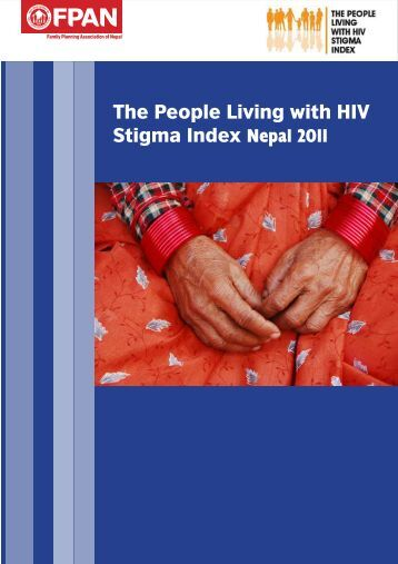 PLHIV Stigma Index in Nepal