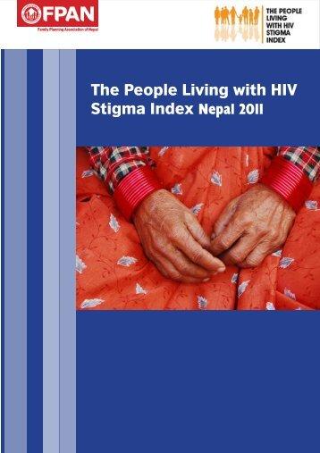 PLHIV Stigma Index in Nepal