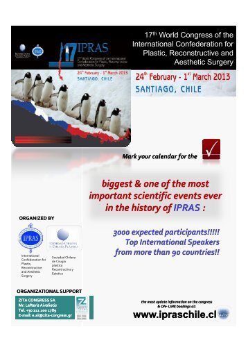 17th World Congress of the International Confederation for ... - Ipras