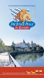 Ein Fürstentum als Ferienland der Fantasie - Die Junge Pfalz
