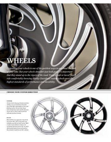 wheels - Sherwood Chapter
