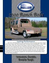 5500 Ranch Body - Miller Industries
