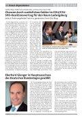 Liebe Parteifreundinnen und Parteifreunde, - CDU Kreisverband ... - Page 4