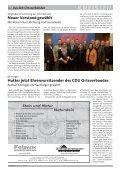 Liebe Parteifreundinnen und Parteifreunde, - CDU Kreisverband ... - Page 6