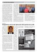 Liebe Parteifreundinnen und Parteifreunde, - CDU Kreisverband ... - Page 7