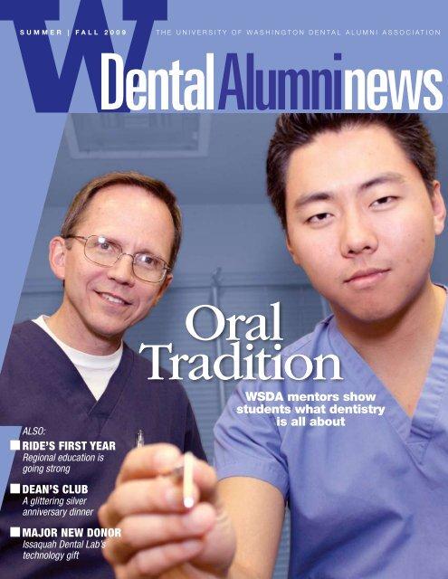 dr - University of Washington School of Dentistry