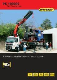 bijlage: Brochure PK 100002 - Palfinger