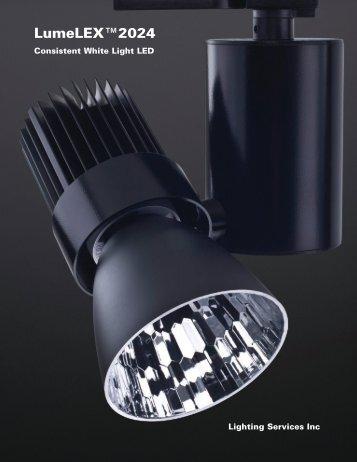 LumeLEX™2024 - Lighting Services Inc