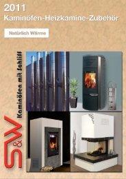 Katalog zum downloaden - SW Vertriebs GmbH