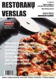 Restoranų verslas 2007/5