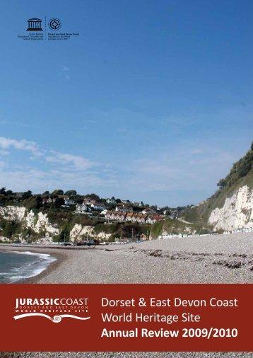 Dorset & East Devon Coast World Heritage Site ... - Jurassic Coast