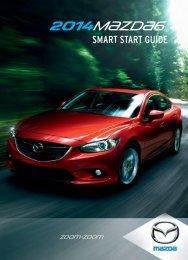 Smart Start Guide - Mazda