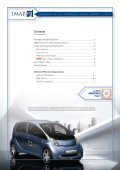 Automotive and Components Global Report — 2010 - IMAP - Page 3