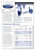 Automotive and Components Global Report — 2010 - IMAP - Page 5