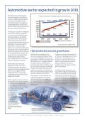 Automotive and Components Global Report — 2010 - IMAP - Page 6