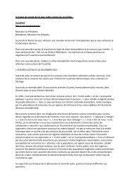 A propos du projet de loi pour lutter contre les incivilités - Culture ...