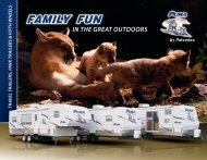 2007 Puma Brochure - Rvguidebook.com