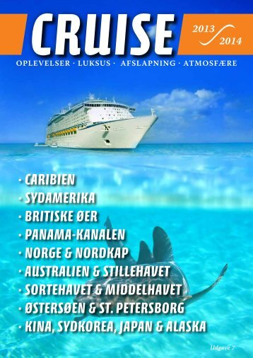 Cruise - SeaDane Travel