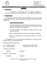 Categoría Minibasket Masculina y Femenina - C aampeonatos de ...