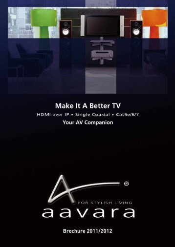 HDMI Over IP Multi-Casting - Majar