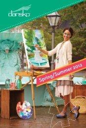 Spring/Summer 2012 - Dansko
